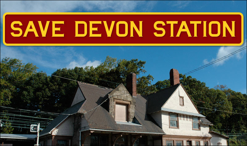 Save Devon Station